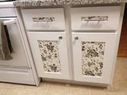 wallpaper kitchen cabinets backsplash contact paper on cabinet