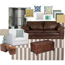 Brown Leather Sofa Living Room Decorating Ideas For Living Room With Brown Leather Sofa