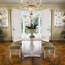 Tables For Foyer The Connecticut Home Of Juliska Founders David And Capucine