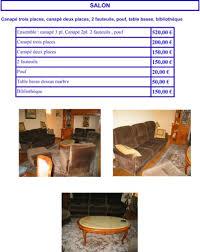 canapé muji occasion meuble d occasion mymobilier petites annonces 100 gratuites