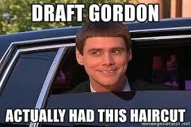Dat Ass Meme Generator - draft gordon actually had this haircut dumb and dumber and dat