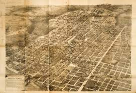 Map Of Austin Tx What Were Austinites Eating In 1890 Kut
