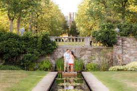 Botanical Gardens In Nj Skylands Manor Ringwood Nj Engagement Session
