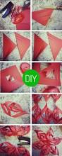 Homemade Christmas Decorations With Paper Paper Star Instructions Http Www Allthingshandmade Org Diy