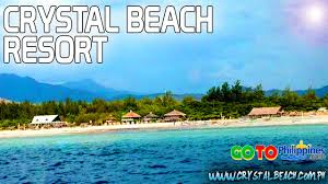 crystal beach resort zambales youtube