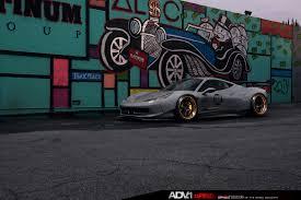 Ferrari F12 Liberty Walk - liberty walk ferrari 458 widebody adv05c track spec cs series