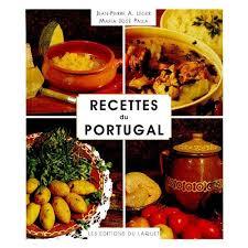 livre cuisine portugaise recettes du portugal de jean léger format relié
