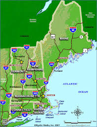 map of ma and ri state maps of new maps for ma nh vt me ct ri