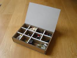 cardboard component storage 7 steps with pictures