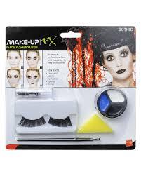 gothic makeup set buy goth makeup online horror shop com