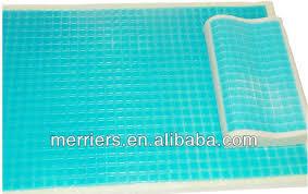 thermo gel memory foam mattress topper cooling gel mattress topper