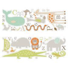wall stickers b q wall stickers b q colours animal friends pastels self adhesive wall sticker departments diy at b q
