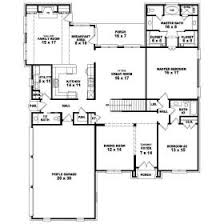 2 story 5 bedroom house plans 653616 2 story style floor plan with 5 bedrooms house