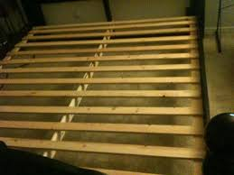 platform bed full nest syndrome