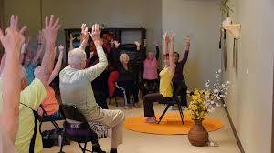 Armchair Yoga For Seniors Live Workshop Fundamentals Of Teaching Senior And Chair Yoga With