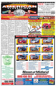 american classifieds thrifty nickel by midland odessa american