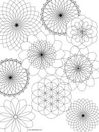 free printable mandala coloring sheet free printables