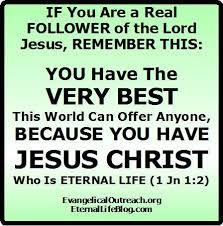 eternal salvation verses truth
