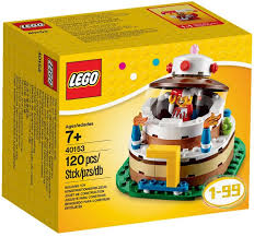 blow out the candles with this lego store exclusive birthday cake set