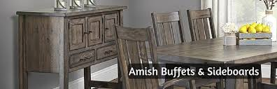 amish solid wood sideboards u0026 buffets from dutchcrafters amish