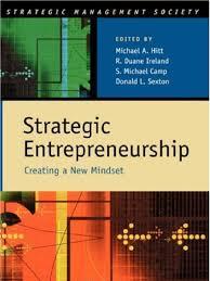 strategic management entrepreneurship strategic management