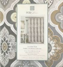 Shower Curtains Ebay Peri Shower Curtain Ebay