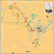 Illinois Toll Plaza Map by Bluff Area Transit Service Smts Inc