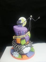cakes for halloween 900 760697ihih nightmare before christmas baby shower cake jpg