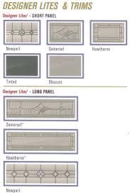 Soo Overhead Doors by Vinyl Garage Door Trim Sharp Home Design