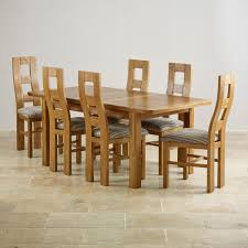 Oak Extending Dining Table And 4 Chairs Dinning Black Dining Chairs Oak Extendable Table Wooden Extending