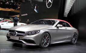 limited edition mercedes mercedes amg s63 cabriolet edition 130 sexifies the 2016 detroit