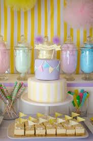 cotton candy party favor kara s party ideas fairyfloss cotton candy baby shower via kara s