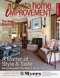 atlanta home improvement 1114 by my home improvement magazine issuu