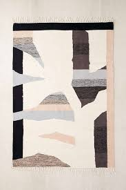 cici abstract woven rug urban outfitters