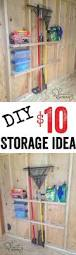 Diy Garage Wall Shelves by Diy Garage Storage Favorite Plans Ana White Diy Projects