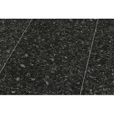 Black Laminate Floor Tiles Falquon High Gloss 4v Stone Effect 8mm Labrador Larvik Tile High