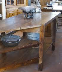 cuisine originale en bois cuisine ilot vieux bois cuisine ilot vieux bois et