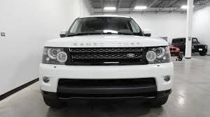 land rover white black rims 2013 land rover range rover sport hse 20 u2033 black wheels
