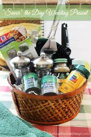 cooking gift baskets savor the day wedding gift basket a gift with cooking