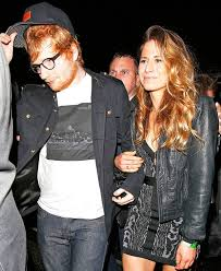 Ed Sheeran She S The Coolest Gushes Ed Sheeran S Fiancé