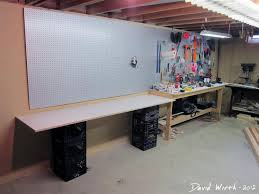 Woodworking Bench Plans Uk by Homemade Craft Table And Workbench