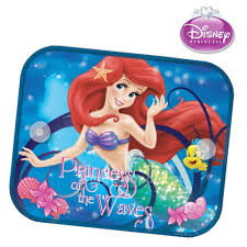 Car Window Blinds Baby 2 X Disney Princess Ariel Blinds Car Window Sun Shades For Kids Baby