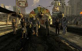 Fallout New Vegas Map With All Locations by Fallout 3 New Vegas Casino Cheat Playing Roulette As A Business