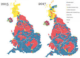 1980 Presidential Election Map by Final Result Of The Uk General Election 2017 With Each