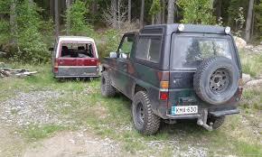 daihatsu rocky offroad daihatsu rocky 2 8 ex wagon 4x4 1991 used vehicle nettiauto