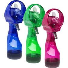 handheld fans personal battery operated misting fan handheld and battery