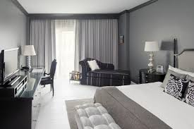 Gray Bedroom Paint Ideas Modern Grey Bedroom Ideas With Black Sofa And Tv Stand Ideas