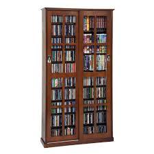 leslie dame media storage cabinet leslie dame multimedia storage cabinet walnut ms 700w