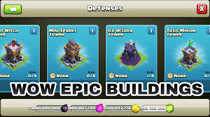 amazing clash of clans super clash of clans private server august 2017 latest 9 105 tomzpot