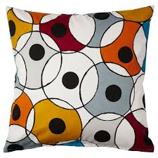 refresh any room with colorful and bold pillows the dvärgpalm